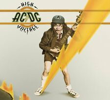 AC/DC CD - HIGH VOLTAGE [REMASTERED](2003) - NEW UNOPENED - ROCK METAL