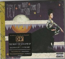 1 Cent CD: Dev - The Night the Sun Came Up [PA] +original sticker Brand NEW