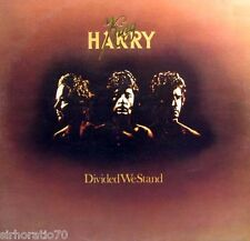 KING HARRY Divided We Stand LP 1977 Promo