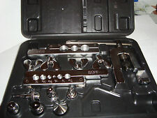 Mastercool 70053 45º FLARING & SWAGING TOOL SET Free Expedited Shipping NEW