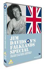 JIM DAVIDSON'S FALKLANDS SPECIAL - DVD - REGION 2 UK