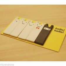 Ninja bunny Animal Cute Novelty Sticky Note Memo hello gift stocking Christmas