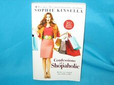 2009 PAPERBACK CONFESSIONS OF A SHOPAHOLIC BY SOPHIE KINSELLA