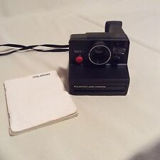 POLAROID 1000S SX70 LAND CAMERA