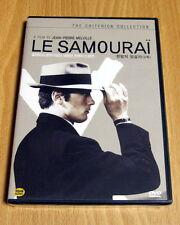 LE SAMOURAI -  Alain Delon - NEW DVD