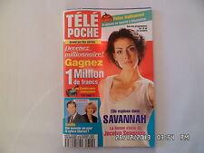 TELE POCHE N°1653 DU 18 AU 24 OCTOBRE 1997 JOCELYN SEAGRAVE     E97