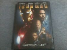 IRON MAN - DVD Robert Downey Jr / Made In USA