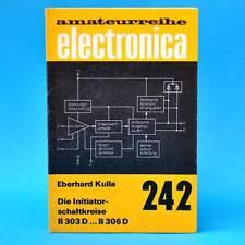 Amateurreihe electronica 242 | Eberhard Kulla | Initiatorschaltkreise | DDR 1988