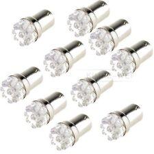 10x Auto KFZ Weiß Lampe 1156 BA15S P21W 9LED Bremslicht Standlicht Rücklicht 12V