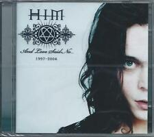 HIM - And Love Said No (Greatest Hits 1997-2004) (CD & DVD) NEW/SEALED