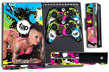 Fap Wrap Skin for XBOX ONE 1 Console +2 Controller Sticker Decals CHRISTY MACK N