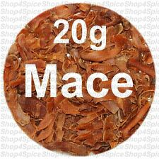 Mace Whole (Blade) 20g Herbs & Spices (Myristica fragrans) ozSpice