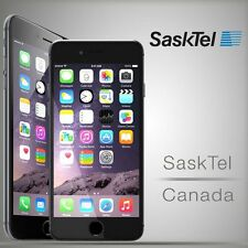 Official Unlock Sasktel Canada iPhone 4S 5 5C 5S 6 6+ 6S 6S+ SE 100% Premium