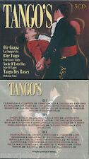 Tango's by Malando (2000) BOX 3CD NUOVO SIGIL La Cumparsita. Caminito. Ole Guapa