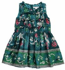 Burberry Kid's Stephie printed sleeveless dress Big kid's size 12 yrs