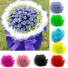 New Multi-color Marabou Feather Boa Fancy Dress Party Burlesque Boas Decor 2M