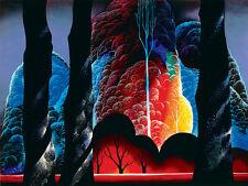 """Eyvind Earle     """"Forest Symphony""""    MAKE  OFFER    DSS"""