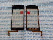 Touch screen touchscreen per Nokia 500 black nero vetro vetrino digitizer glass
