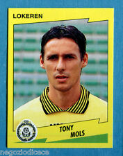 FOOTBALL 98 BELGIO Panini -Figurina-Sticker n. 228 - MOLS - LOKEREN -New