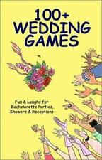 100+ Wedding Games: Fun & Laughs for Bachelorette Parties, Showers, & -ExLibrary