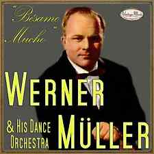 WERNER MULLER Vintage Dance Orchestra / Besame Mucho , Night And Day , Tico Tico