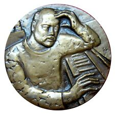 Bronze medal Mint. Russian composer, conductor and teacher Anatoly Lyadov N.125