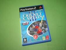 International Cricket Captain III (3) Sony PlayStation 2 PS2 Game - Empire