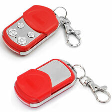 Red Universal Electric Garage Gate Door Cloning Remote Control Key Fob 433.92mhz