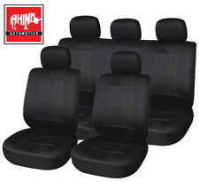 DACIA DUSTER ESTATE 13-ON Chiswick Luxury Full Set Car Seat Covers