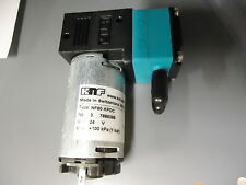 KNF NF60KPDC 24V Micro Diaphragm Liquid Pump. Brand New!