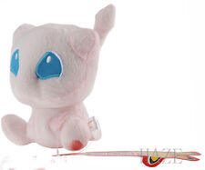 "4.5"" Pokemon Plush Character Mew Cute Toy Nintendo Game Soft Stuffed Animal Doll"