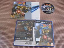 PS2 JAK II EL RENEGADO PAL ESPAÑA COMPLETO PLAYSTATION 2 SONY