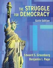 The Struggle for Democracy with LP.com Version 2.0, Sixth Edition