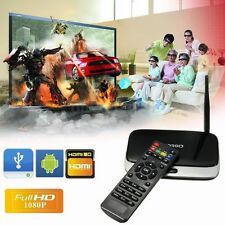 TV Box Media Player CS918 Android 4.4 QuadCore 16Go/ 2G RAM 1080P HDMI WiFi XBMC