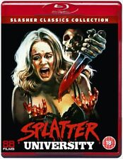 Splatter University - Blu-Ray - Uncut Collector's Edition - Richard Haines