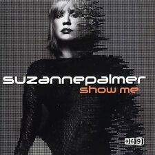 FREE US SH (int'l sh=$0-$3) NEW CD Suzanne Palmer: Show Me, Part 2 Single