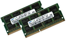2x 4GB 8GB DDR3 1333MHz RAM MSI CR640 Speicher SO-DIMM  Markenspeicher Samsung