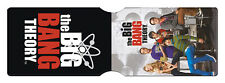 THE BIG BANG TEORY PORTA TESSERE PORTA BANCOMAT CARTE CREDITO CARD HOLDER CH0043