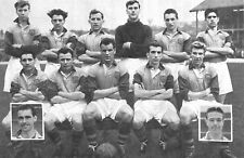 LEEDS UNITED FOOTBALL TEAM PHOTO 1955-56 SEASON