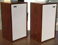 ADVENT SPEAKERS LOUDSPEAKERS vintage 1975 Pair WORK EXCELLENT Nice Foam