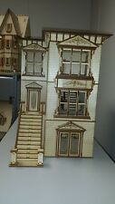 1:24 half inch scale Dollhouse KIT laser new