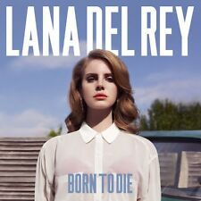 LANA DEL REY - BORN TO DIE CD 12 TRACKS NEU
