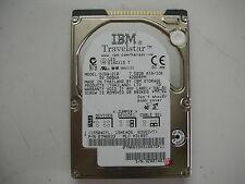 """IBM Travelstar 7.50gb DJSA-210 320 11K2715 01 2,5"""" IDE"""