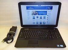 Dell Latitude E5530 2.40GHz 3rd gen Core i3 320GB 4GB Laptop DVD windows 10