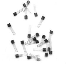 100Pcs 2N3904 TO-92 NPN Silicon General Purpose Transistor Cheap