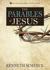 The Parables of Jesus (Thirty Days of Deeper Devotion in Matthew and Luke) (Jesu