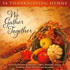 We Gather Together: 14 Thanksgiving Hymns by Craig Duncan (CD, Oct-2011,...