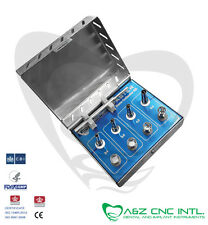 Dental Implant Bone Chip Maker/ Bone Collector Kit