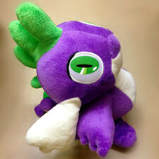 "10"" My Little Pony Friendship is Magic Spike Stuffed Soft Plush Toy Doll HOT"