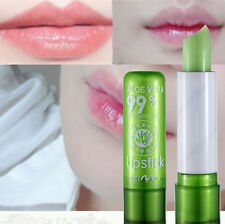 Popular Waterproof Magic Aloe Smell Changeable Color Lipstick Lip Cream 6SAC